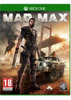 (Base.com) Mad Max (Xbox One) für 21,59€