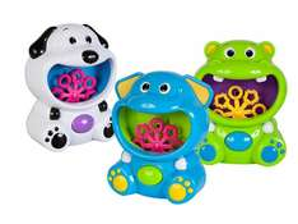 [ROFU] Seifenblasen-Maschinen Tiere für 7,99€