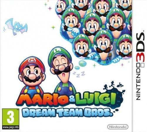 [shopto.net] Mario and Luigi Dream Team Bros. / Mario Golf World Tour [3DS] für je 19,87€ inkl. Versand