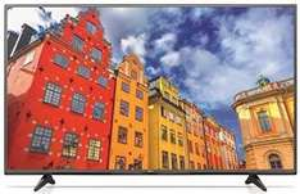 LG 43UF6809 43 Zoll Fernseher (Ultra HD, Triple Tuner, Smart TV]