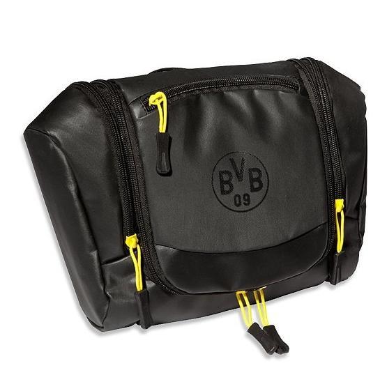 [BVB-Online Shop] BVB-Kulturtasche schwarz
