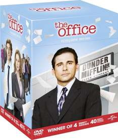 [Zavvi] The Office: An American Workplace - Seasons 1-9 (38 DVDs) (OT) für 37,71€