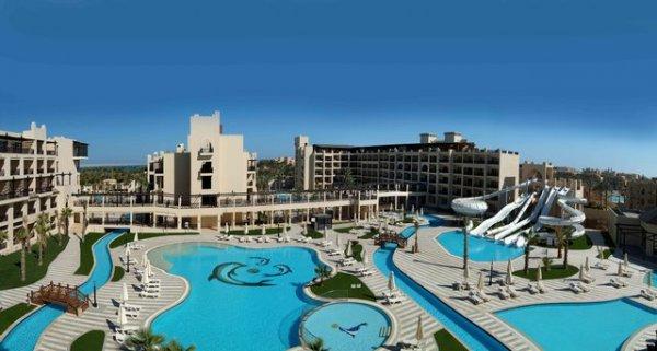 (L'TUR // TravelZoo) 2 Personen Luxus: Ägypten // Rotes Meer, 5* All Inkl. im Deluxe Zimmer (93% HC), Flug, Zug zum Flug, ... --> (ab 399€/Person)