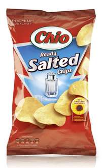 [Plus Produkt] Chio Ready Salted Chips 5er Pack für 4,34€