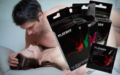 [ deallx.at ] 192er Pack Playboy Kondome für 14,99 € statt 84,27€ inkl. Versand