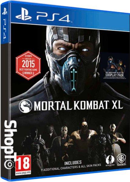 (ShopTo) Mortal Kombat XL (PS4) für 35€