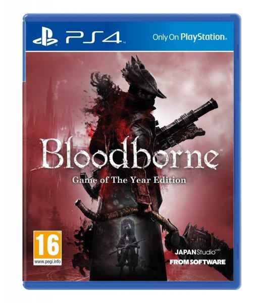 Bloodborne: Game of the Year Edition (PS4) für 34€