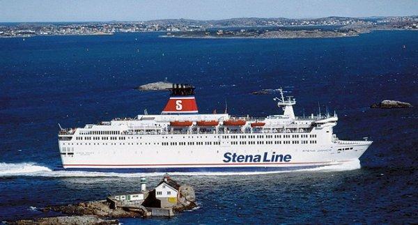 Stena Line Cruise von Oslo nach Frederikshavn und zurück