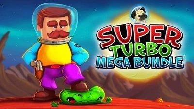 [Steam] Super Turbo Mega Bundle mit 18 Games (alle mit Sammelkarten) für 2,49€ @ Bundle Stars