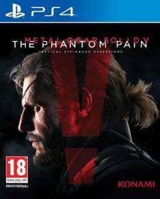 [base.com] Metal Gear Solid V: The Phantom Pain [PS4] für 25,55€ inkl. Versand