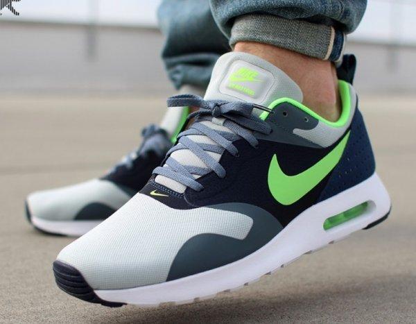 [SP24.com] Nike Air Max Tavas grau/grün für 61,94 € inkl. Versand! (Größe: 41; 42,5; 44; 47,5)