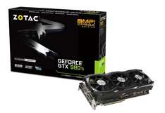 [Amazon] ZOTAC GeForce GTX 980Ti AMP Omega Edition 6 GB DDR + NVIDIA Aktion: Gratis Downloadcode für Tom Clancy's The Division™