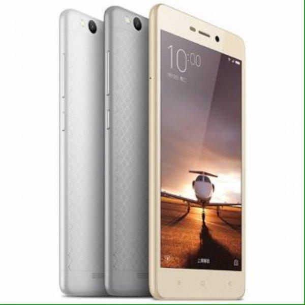 Xiaomi Redmi 3 für 126€