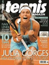 Tennis Magazin im Jahresabo (10 Ausgaben) für eff. 7€ bzw 12€