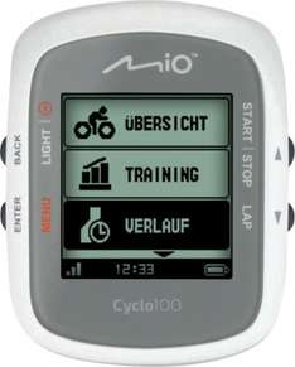 GPS Fahrradcomputer MIO Cyclo 100