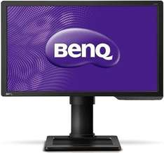 [CSV-Direct] BenQ XL2411Z 60,96 cm (24 Zoll) Monitor (VGA, DVI-DL, HDMI, 3D, 144Hz, 1ms Reaktionszeit)
