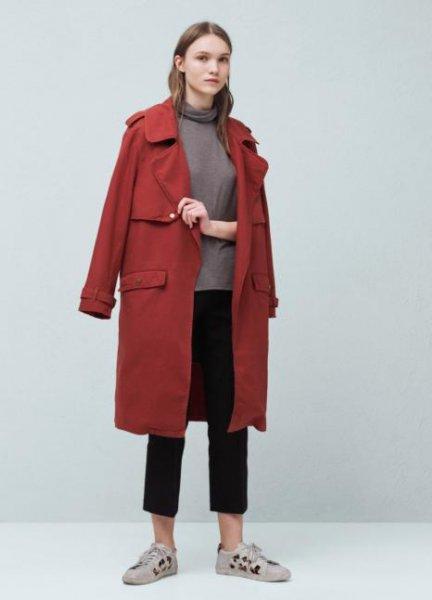 [Mango] 50% im Midseason Sale auf ausgewählte Teile für Damen und Herren, z.B. Damen Trenchcoats ab 34,99€ statt 69,99€