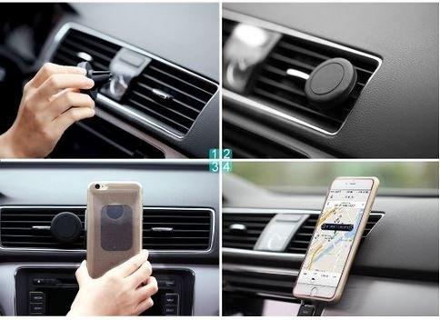 Kfz/Auto Handyhalterung mit Magnet Dodocool® für 4.89€@Amazon.de