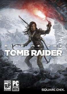 [CDkeys.com][Steam] Rise of the Tomb Raider