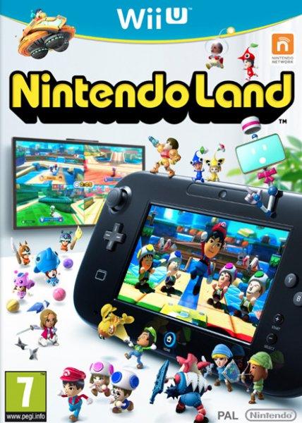 [Base.com] Nintendo Land - Nintendo Wii U - für 14€ inkl. VSK