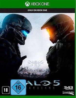 [Ebay] Halo 5: Guardians Xbox One Disc NTSC