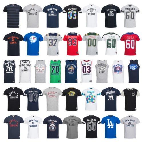 Ebay - Majestic NFL T Shirts - wiedr verfügbar