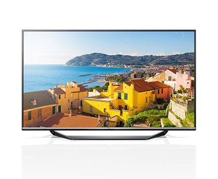 LG 60UF7709  - 60 Zoll LED Smart-TV mit 4K/UHD für 1299,00 € Versandkostenfrei bei AMAZON