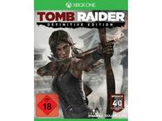 [@saturn.de] Xbox One -  Tomb Raider: Definitive Edition für 9,99 € bei Filialabholung