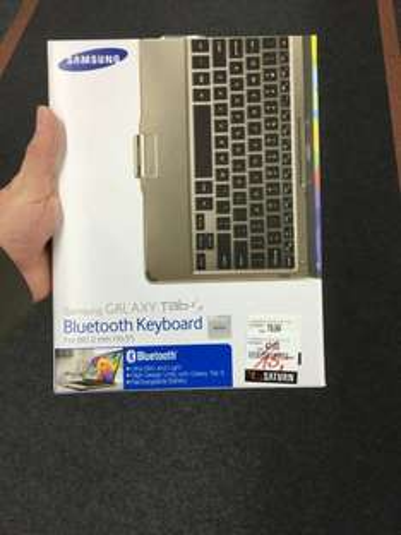 [Lokal Leonberg Saturn]  Bluetooth Keyboard Samsung Galaxy Tab S