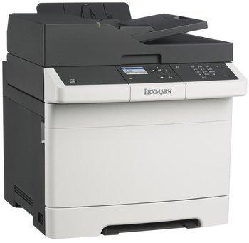 Lexmark CX310dn Multifunktions-Farblaserdrucker @ iBOOD