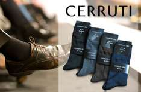 15 Paar Herrensocken von Cerruti für 18,99€ frei Haus - @DailyDeal