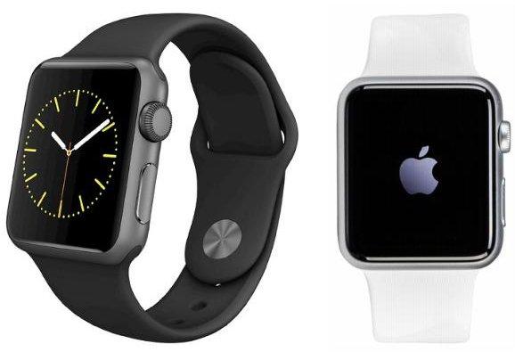 Apple Watch Sport 38 mm mit Aluminiumgehäuse in grau oder silber für 309,95€ inkl. Versand [Dealclub]