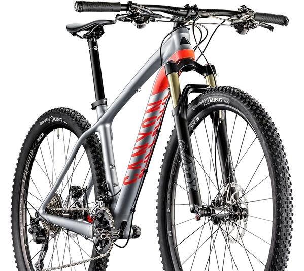 CANYON Grand Canyon CF 6.9 (fett ausgestattetes Carbon-XC-Bike) um 300 Euro reduziert