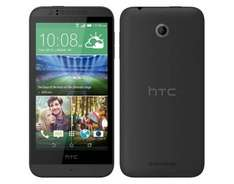 HTC Desire 510, Smartphone, 4,7 Zoll Touchscreen, 8 GB, Quad-Core 1,2 GHz, 5 MP (0,3 MP Frontkamera), Android 4.4, WLAN, Bluetooth 4.0, 4G, Single-SIM, Meridian Grau, (Ohne Simlock), Demoware @allyouneed69,95€