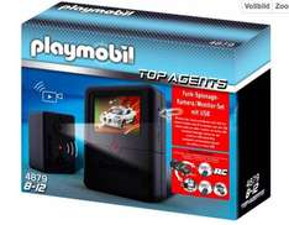 [Exoneit] Playmobil Spionage Kameraset Top Agents 4879 für 24,99€ statt ca. 48€