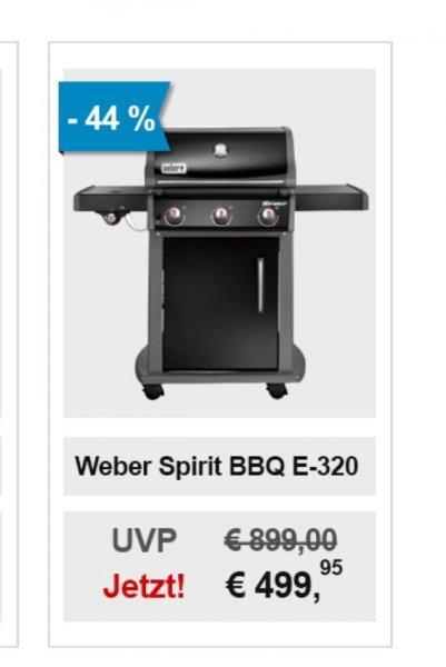 [ iBood Hunt ] 18.4-19.4 Vorankündigung Weber Grill E-320 für 499€ (PVG 699)