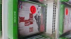 [MM Kaufpark Eiche]  The Evil Within XBOX ONE