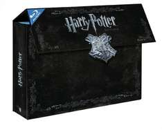 @ Amazon Fr: Harry Potter Hogwarts Box Blu-ray (11 Disk) für 34,15€
