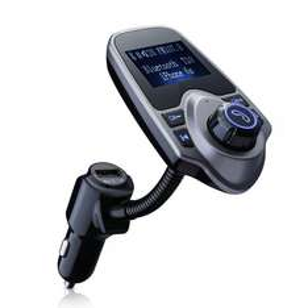 @Amazon: Bluetooth FM-Transmitter & USB-Autoladegerät ab 18,59€ mit Prime