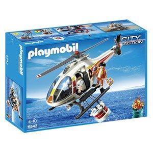 [real.de] Playmobil Löschhubschrauber 10€