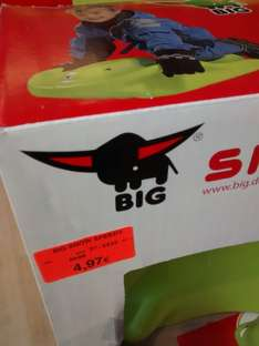[lokal Toys'R'us Holzhauser Str. Berlin] BIG Snow Speedy,  Idealo 15€ plus VSK