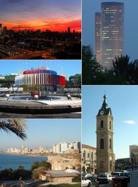 Berlin (SXF) nach Tel Aviv (Israel) - Hin und Zurück für ~85€ mit easyjet - Januar 2017