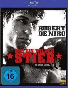 [Amazon Prime]  Wie ein wilder Stier Blu-ray