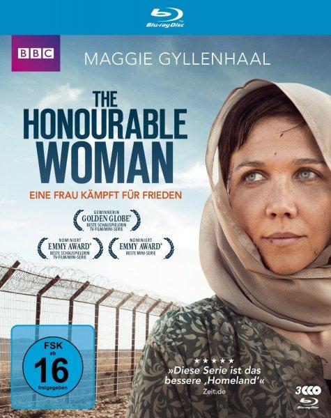 The Honourable Woman Blu-ray BBC-Mini-Serie für 13,42€ @ Amazon.de mit Prime oder + 3€ Versandkosten bzw. ein Buch