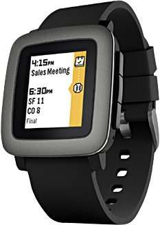 [Crowdfox] Pebble Time Smartwatch (Android & iOS) für 114,95€