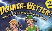 Gratis Donner-Wetter! Comic für Kids zu Donner & Blitz
