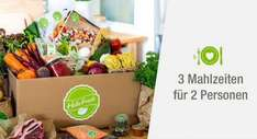HelloFresh @ vente-privee ab 16€ satt 39€