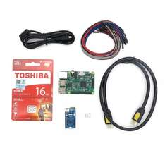 Raspberry Pi 3 Starter Kit [China] 49.94€