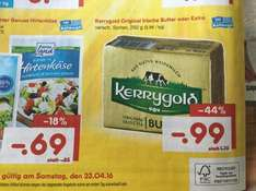 [ Netto MD ] Samstagkracher 23.04 Kerrygold Butter 250g 99Cent