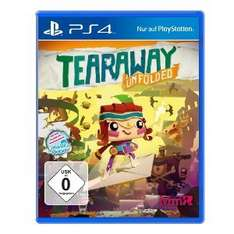 Tearaway Unfolded PlayStation 4 für 9,99€ Müller Online und Shops